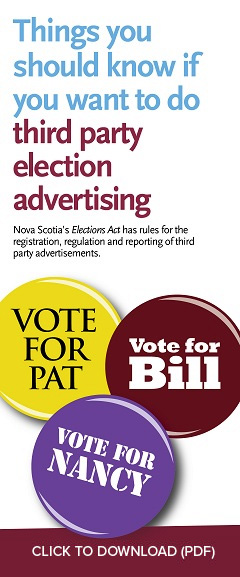Third Party Election Advertising (PDF)